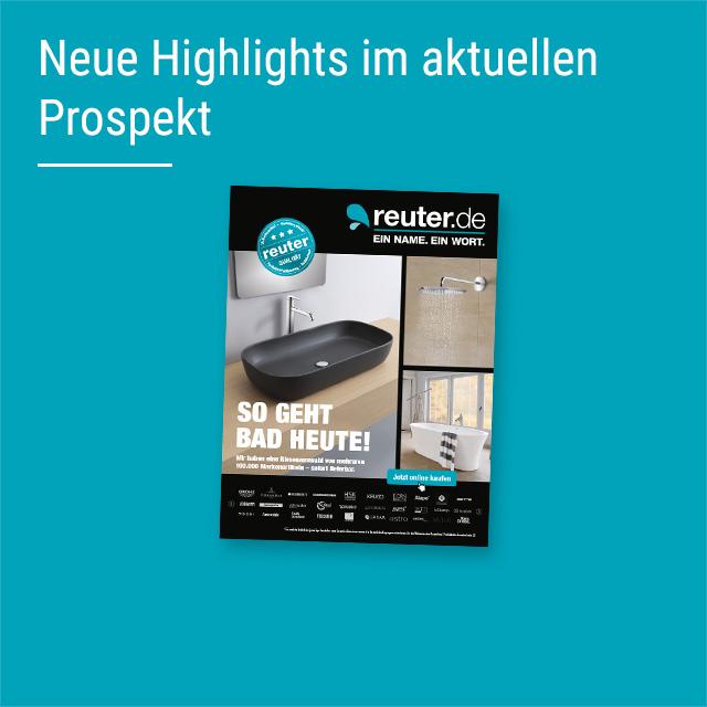 Reuter Online Shop Fur Badezimmer Leuchten Und Mobel