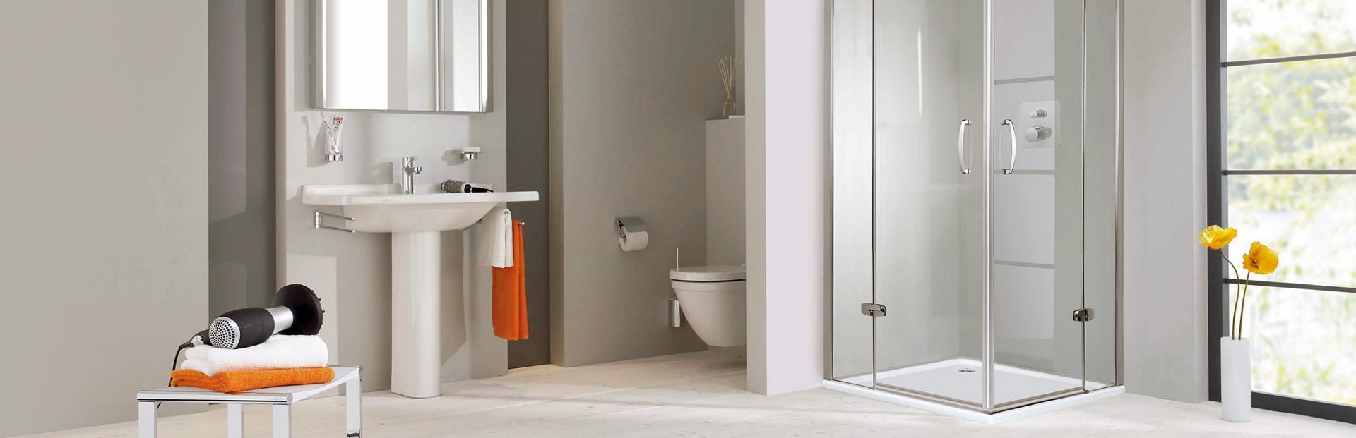 duschbad auf kleinstem raum. Black Bedroom Furniture Sets. Home Design Ideas