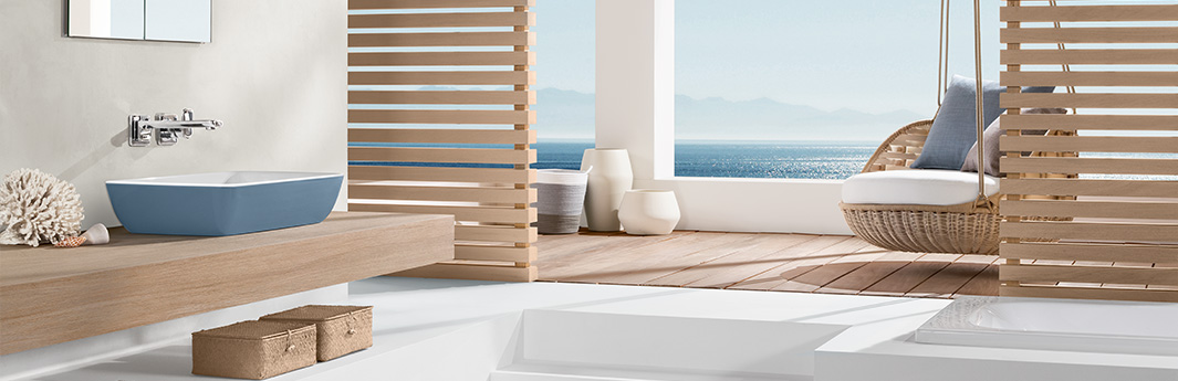 Wohnbad - So funktionierts: Bad im Schlafzimmer bei REUTER