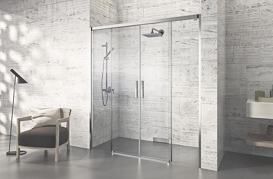 Duschwand kaufen » Duschtrennwände günstig bei REUTER | {Bodengleiche dusche ohne tür 51}