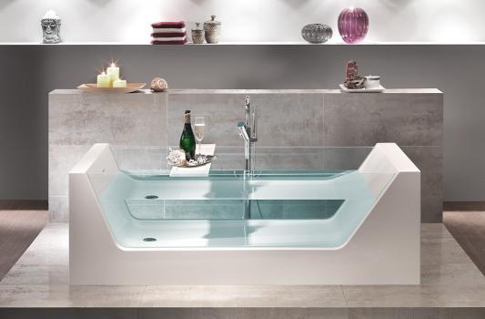 Glas im Badezimmer - vielfältig im Einsatz | REUTER Magazin