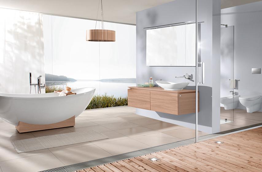 Landhaus Bad vier moderne landhausbäder zum verlieben reuter magazin