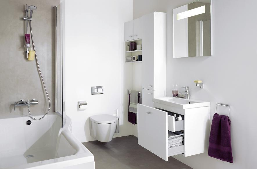 Stauraum: Clevere Ideen Fürs Bad | Reuter Magazin Stauraum Badezimmer