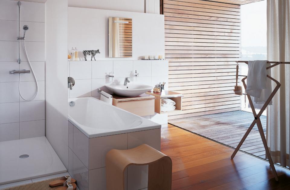 Badumbau: Badezimmer umbauen - Ideen und Tipps bei REUTER