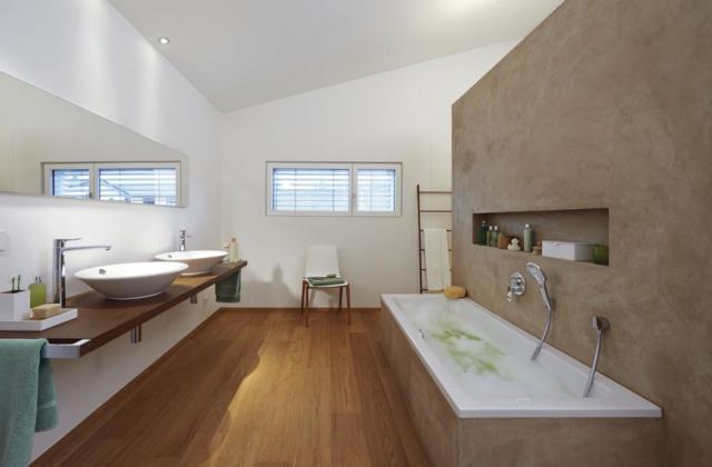Fugenlos: Alternativen zu Fliesen im Bad | REUTER Magazin
