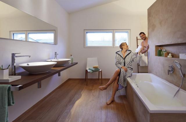 Parkett Im Badezimmer Verwenden Tipps Tricks Reuter Magazin