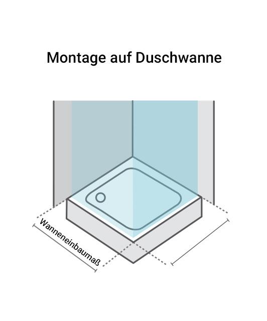Masse Und Abmessungen Von Duschwannen Duschkabinen Reuter