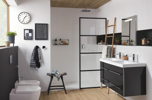 Skandinavischer Stil im Badezimmer - Einrichtungsideen im ...