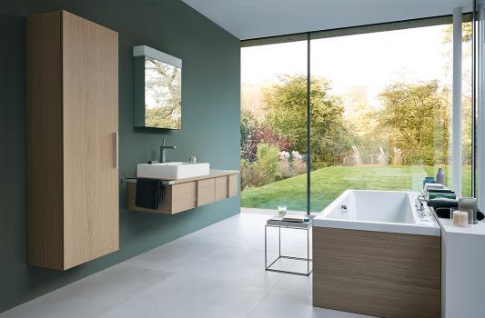 Tapete im Badezimmer - so funktioniert es | REUTER Magazin
