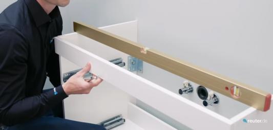 Gut bekannt Anleitung: Waschbecken & Unterschrank montieren (+ Video MW54