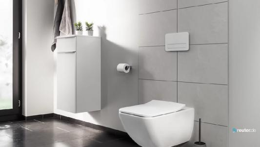 Gut gemocht Anleitung: Wand-WC richtig montieren (+ Video) | REUTER ES32