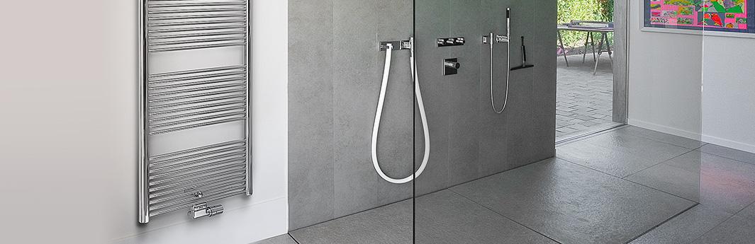 Duschwand kaufen » Duschabtrennungen & Duschtrennwände bei REUTER