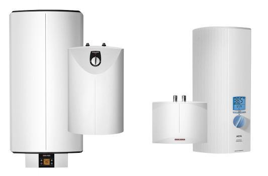 Durchlauferhitzer Oder Boiler elektroboiler oder durchlauferhitzer - ein vergleich | reuter magazin