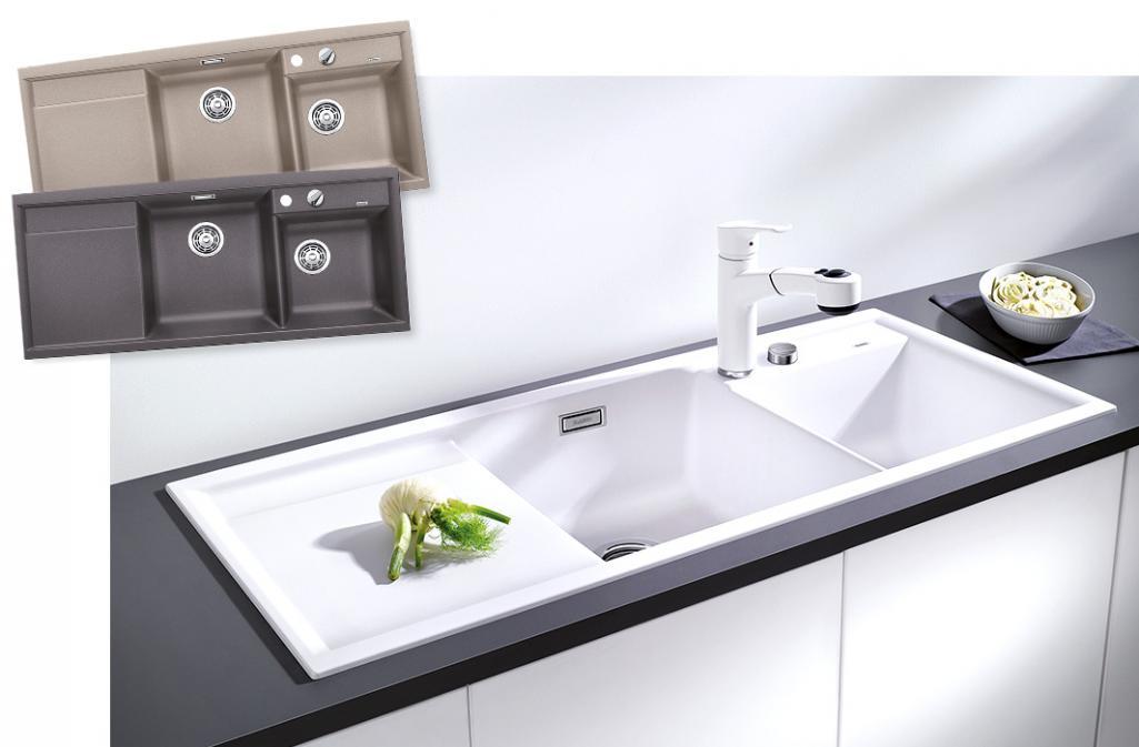Granitspülen - Kaufratgeber für Spülen aus Granit bei REUTER