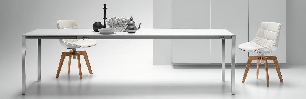 Design f rs esszimmer tische st hle im duo reuter magazin for Designer tische esszimmer