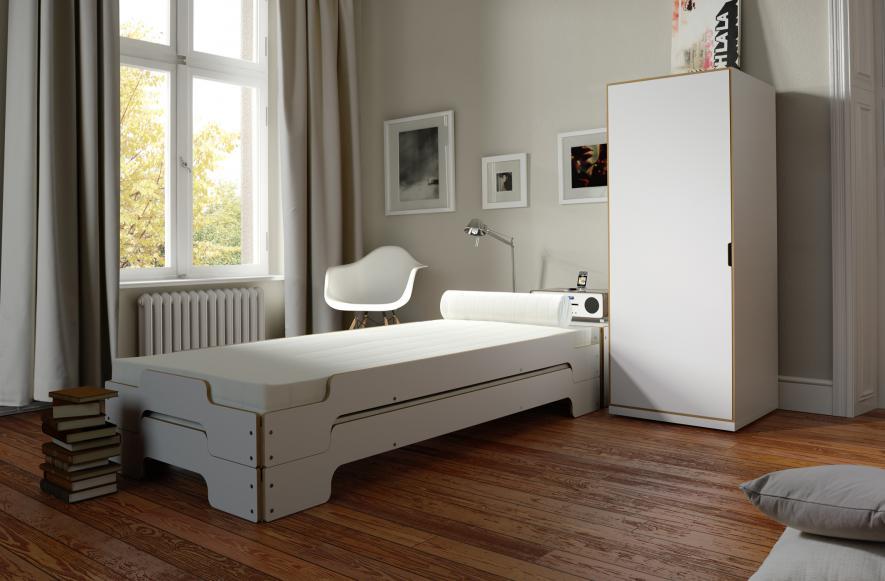 stauraum f r kleine wohnungen reuter magazin. Black Bedroom Furniture Sets. Home Design Ideas
