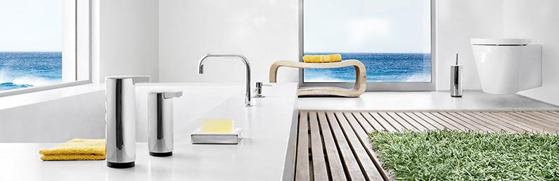 blomus pure life accessoires aus edelstahl im reuter shop online bestellen. Black Bedroom Furniture Sets. Home Design Ideas