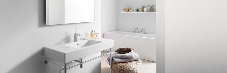 Duravit waschbecken eckig  Duravit Bad & Sanitär günstig kaufen bei REUTER