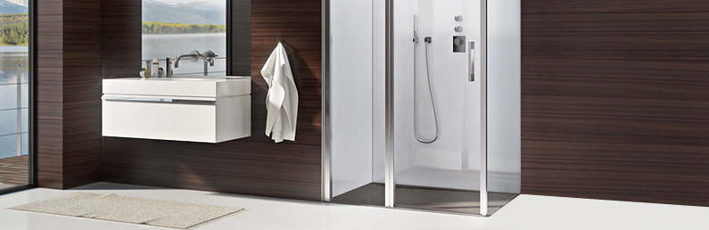 duscholux duschen und wannen reuter onlineshop. Black Bedroom Furniture Sets. Home Design Ideas