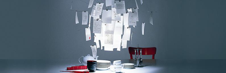 ingo maurer leuchten online bestellen im reuter shop design lampen. Black Bedroom Furniture Sets. Home Design Ideas