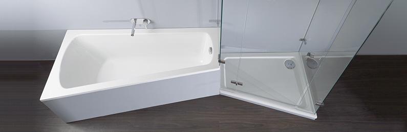 Duschbadewanne preis  Mauersberger Wannen online bestellen bei REUTER