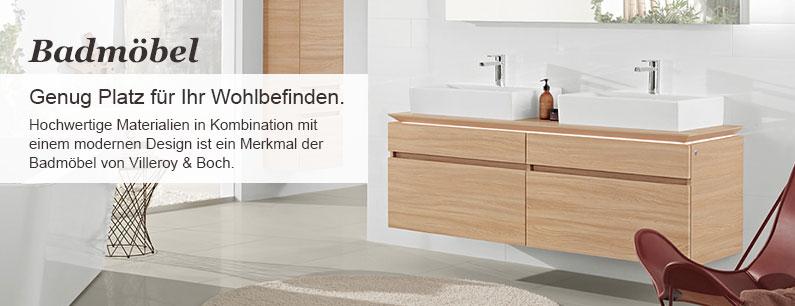 villeroy boch badm bel g nstig kaufen reuter onlineshop. Black Bedroom Furniture Sets. Home Design Ideas