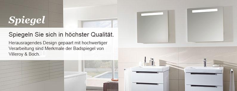 villeroy boch spiegel g nstig kaufen reuter onlineshop. Black Bedroom Furniture Sets. Home Design Ideas