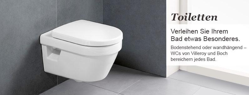 villeroy boch wc toiletten reuter onlineshop. Black Bedroom Furniture Sets. Home Design Ideas
