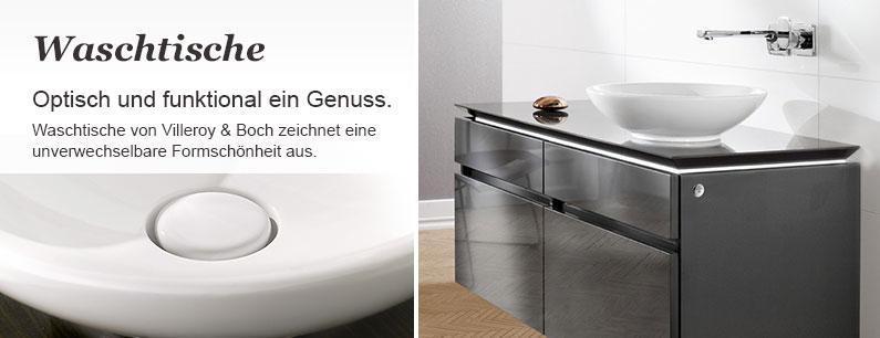 villeroy boch waschtische reuter onlineshop. Black Bedroom Furniture Sets. Home Design Ideas
