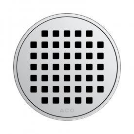 ACO Quadrato Designrost Durchmesser: 13,6 cm