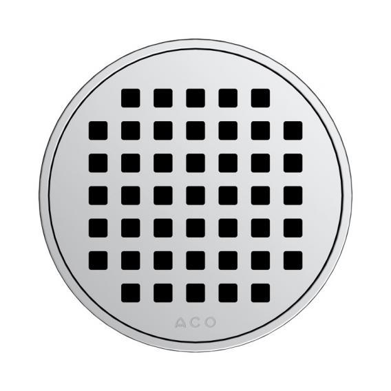 ACO Quadrato Designrost Durchmesser: 12,6 cm