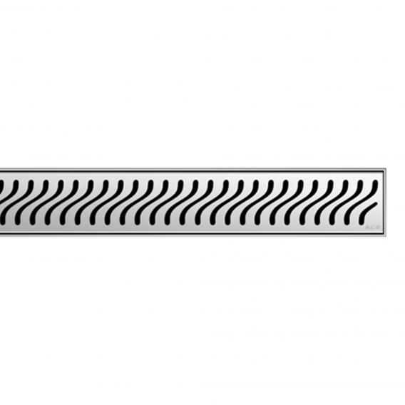 ACO ShowerDrain E+/M+ Designabdeckung Flag für Duschrinne: 70 cm