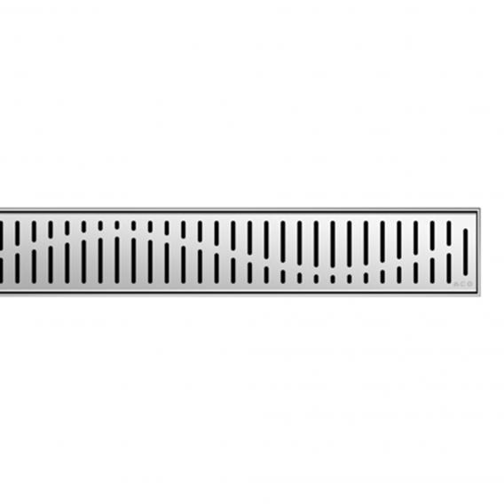 ACO ShowerDrain E+/M+ Designabdeckung Wave für Duschrinne: 90 cm