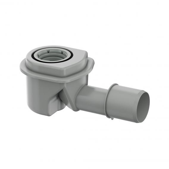 ACO ShowerDrain M Ablaufkörper, Stutzenausführung 1,5°, DN40/50, Sperrwasserhöhe 5 cm