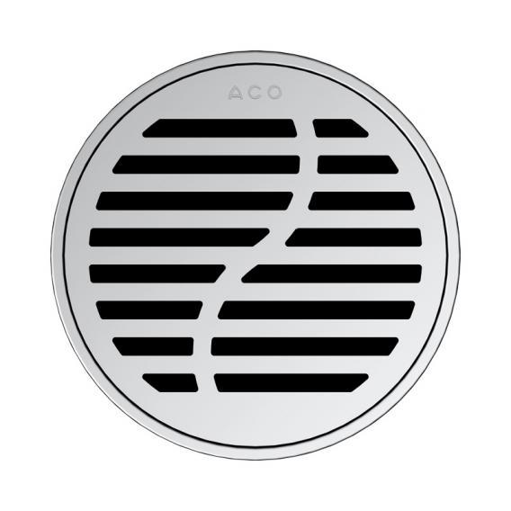 ACO Wave Designrost Durchmesser: 12,6 cm