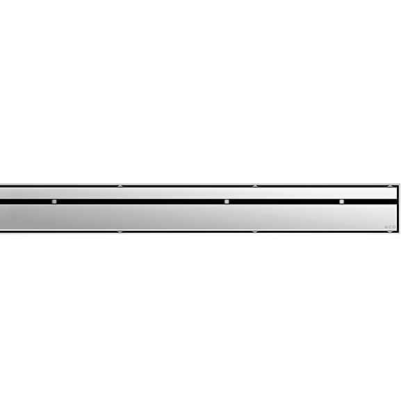 ACO ShowerDrain E+/M+ Designabdeckung Stripe für Duschrinne: 60 cm