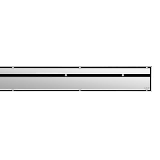 ACO ShowerDrain E+/M+ Designabdeckung Stripe für Duschrinne: 90 cm
