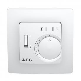 AEG Elektronischer 2-Punkt Raumtemperaturregler RTE 5050 SN