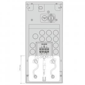 AEG Rohrbausatz MR111 Versatzmontage