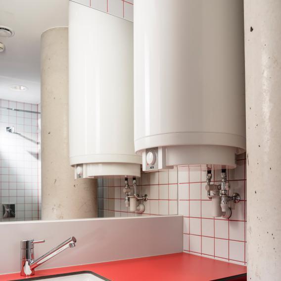 AEG DEM Easy Warmwasser-Wandspeicher 120 Liter Speicher