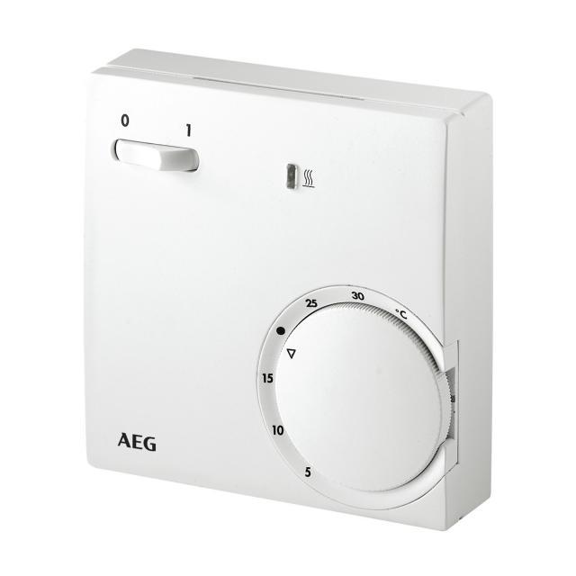 AEG 2-Punkt Raumtemperaturregler RT 601 SN