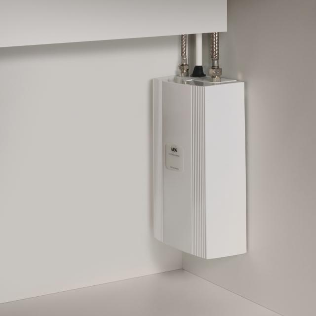 AEG DDLE Kompakt Durchlauferhitzer mit Fernbedienung, elektronisch geregelt, 20 bis 60°C 11/13,5kW ohne Fernbedienung