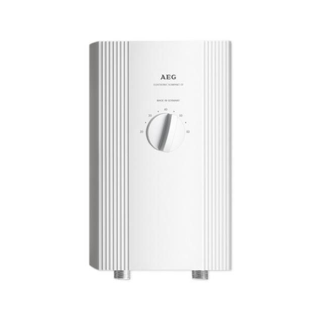 AEG DDLE Kompakt OT Durchlauferhitzer, elektronisch geregelt, 20 bis 60°C 11/13,5kW