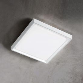 AI LATI Alu LED Decken-/Wandleuchte, quadratisch