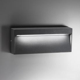 AI LATI Bottom LED Wandleuchte, rechteckig
