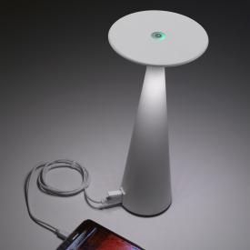 AI LATI Dama LED Tischleuchte mit USB-Anschluss und Dimmer