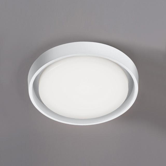 AI LATI Alu LED Decken-/Wandleuchte, rund