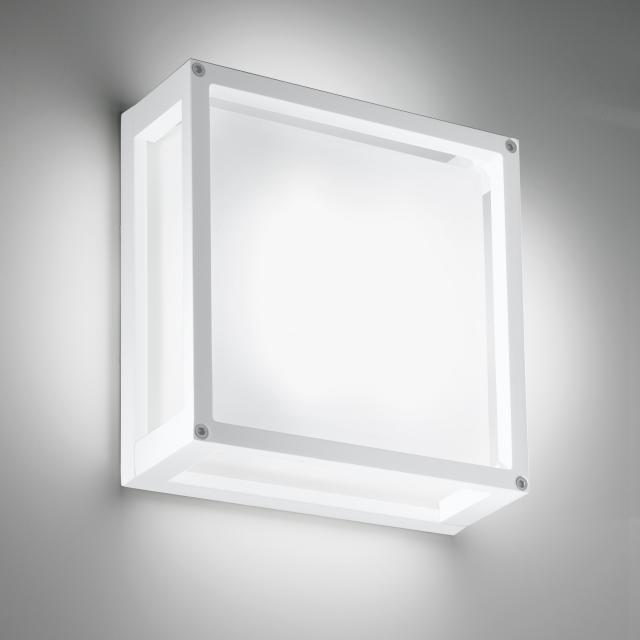 AI LATI Home LED Wand-/Deckenleuchte, quadratisch