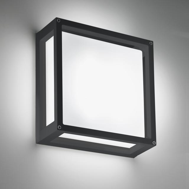 AI LATI Home Wand-/Deckenleuchte, quadratisch