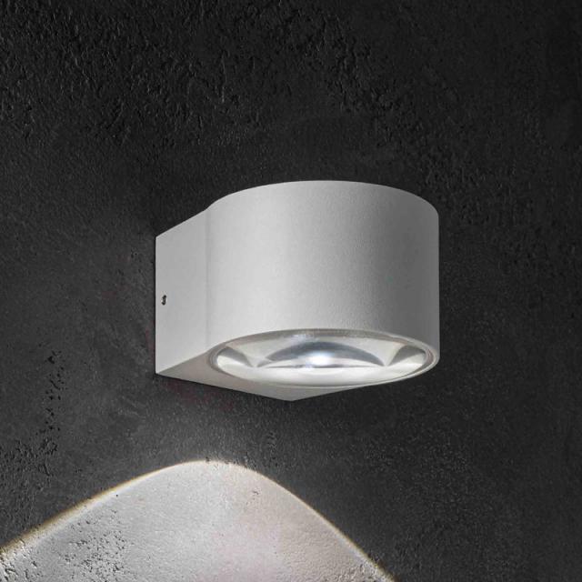 AI LATI Lens LED Wandleuchte, 1-flammig